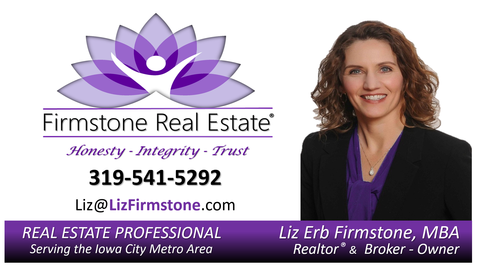 Iowa City Real Estate Liz Firmstone